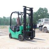 捷克机械 小型装卸电动叉车 仓库货物搬运 1吨叉车