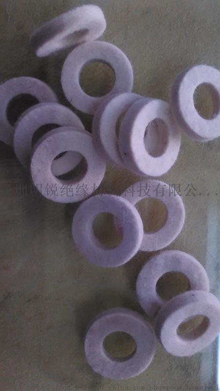 厂家大量供应毛毡垫圈 家具毛毡脚垫 工业吸油毛毡