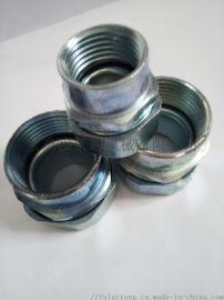 锌合金镀镍金属外丝接头