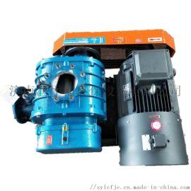 供应气力输送专用低噪音大功率三叶罗茨鼓风机