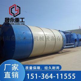 现货 工程用粉煤灰沥青储存罐 建筑用80吨水泥罐