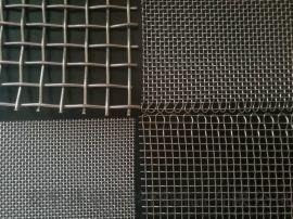 裹边不锈钢轧花网,裹边不锈钢方眼网,304裹边轧花网,316L裹边方眼网
