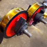 700×150雙邊車輪組起重機配件車輪組堅固耐用