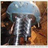 天津盾安地源热泵机组进水维修