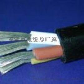 船用橡套电缆CEFR3*10+1*6