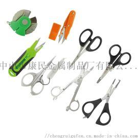 不鏽鋼 多功能釣魚剪刀 魚線剪大力馬線剪刀
