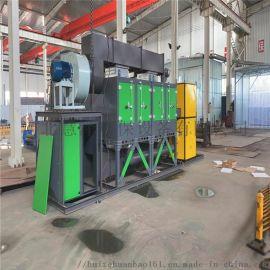 工业废气处理成套设备 催化燃烧器 慧泽生产可定制