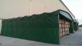 活动折叠帐篷推拉雨棚