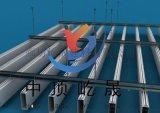 防火铝天花吊顶天花 铝方通方管u型木纹铝方通