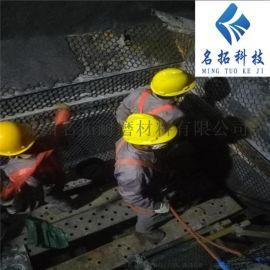 燃煤气体堆耐磨陶瓷涂料 龟甲网耐磨料