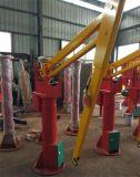 500公斤机床上下料电动小吊机 平衡吊 折臂吊
