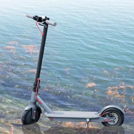 小米同款8.5寸电动滑板车 成人折叠滑板车厂家直销