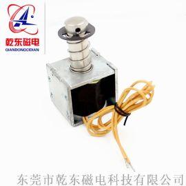 **设备专用QDU1230S框架推拉高频电磁铁厂家