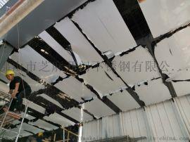 不锈钢天花集成吊顶冲孔板  工程项目建设装饰扣板