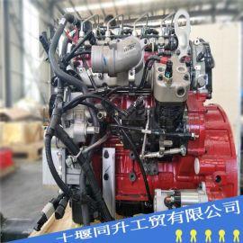 康明斯ISF2.8s3148T欧四排放教学机发动机