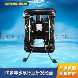 BQG气动隔膜泵 BQG500/0.2