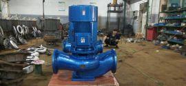 IRG立式管道泵380V热水锅炉循环泵冷却塔加压泵消防泵