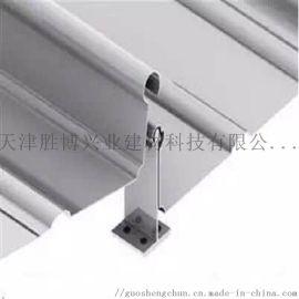 胜博YX65-330型铝镁锰直立锁边板