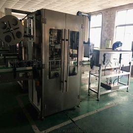 全自动套标机/热收缩(饮料机械)