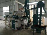 广西新型碾米机占地空间小工艺流畅米质洁净
