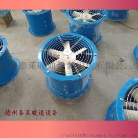 耐腐蚀耐酸碱排风机防腐玻璃钢轴流风机