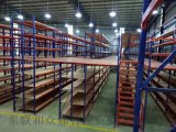 閣樓貨架多層鋼結構  組合懸臂式閣樓平臺