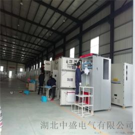 10KV大型電機高壓固態軟起動櫃工作原理