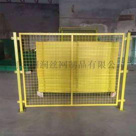 福州厂房隔断隔离网 车间隔离护栏