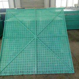 建築  防護網 建築  圓孔噴塑爬架網