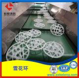 塑料PP雪花環填料應用於熱電海水脫硫