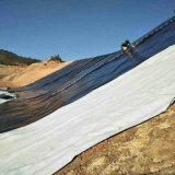 新疆工業垃圾填埋場2.0mm單糙面HDPE防滲膜