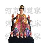 三娘娘神像雕塑 金山圣母神像 西山圣母娘娘神像