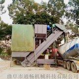 集裝箱卸灰機 無塵粉煤灰裝卸輸送設備 自動拆箱機