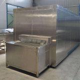 油條生胚隧道速凍機 麪食麪點全自動速凍機
