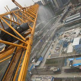 塔吊专用喷淋万向节旋转接头塔吊防尘喷雾降尘**绕线