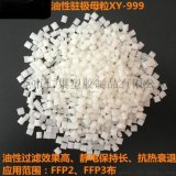 過油性PP駐極母粒仁集塑膠XY-999針對油性測試加以改善