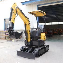 厂家直销 20型小型挖掘机 17型小型挖掘机