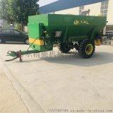 农用撒肥机 牛粪堆肥撒粪车 发酵有机肥撒肥机厂家
