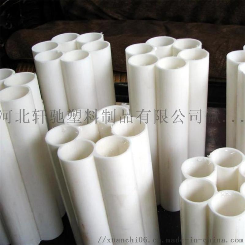 河北軒馳品牌七孔梅花管廠家pe七孔梅花管材質