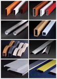 鹽城美術館鋁方通-弧形U型鋁方通