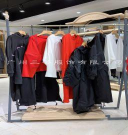 LK品牌高档女装品牌尾货/品牌女装折扣外贸尾货