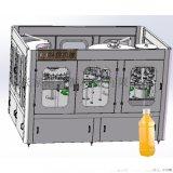 果汁飲料生產線灌裝設備