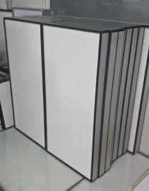 无隔板高效过滤器送风口 中央空调过滤网
