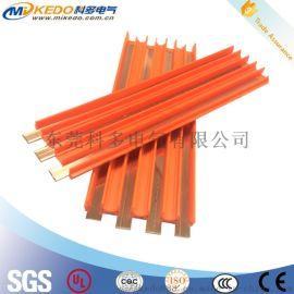 行车天车用排线 MKD-3-6-30A 无接缝滑触线 科多电气滑线生产厂家