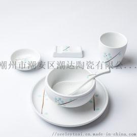 陶瓷色釉套装日式 安珀莉