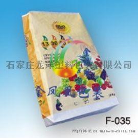 斜口袋 七字口袋 水泥  袋 编织袋龙洋M包装公司