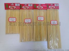 直径3.0竹节片烧烤签 裸签 长度 15cm