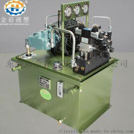 高压液压系统油站3.75KW+VP30液压泵站