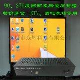 众辉ZH-R100竖屏拼接,90度图像旋转器