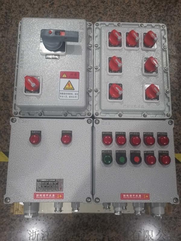 防爆配電箱BXD8050-T16K40